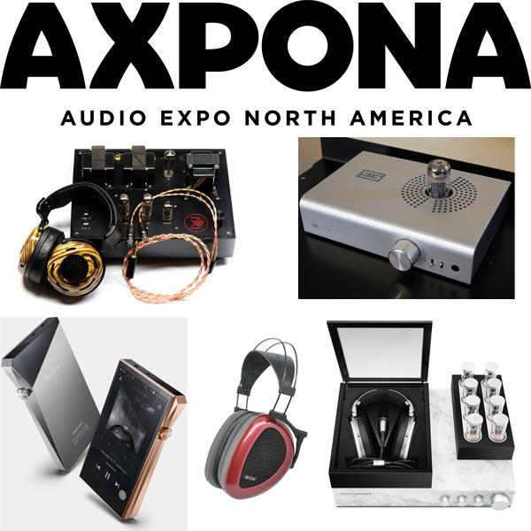 AXPONA headphone