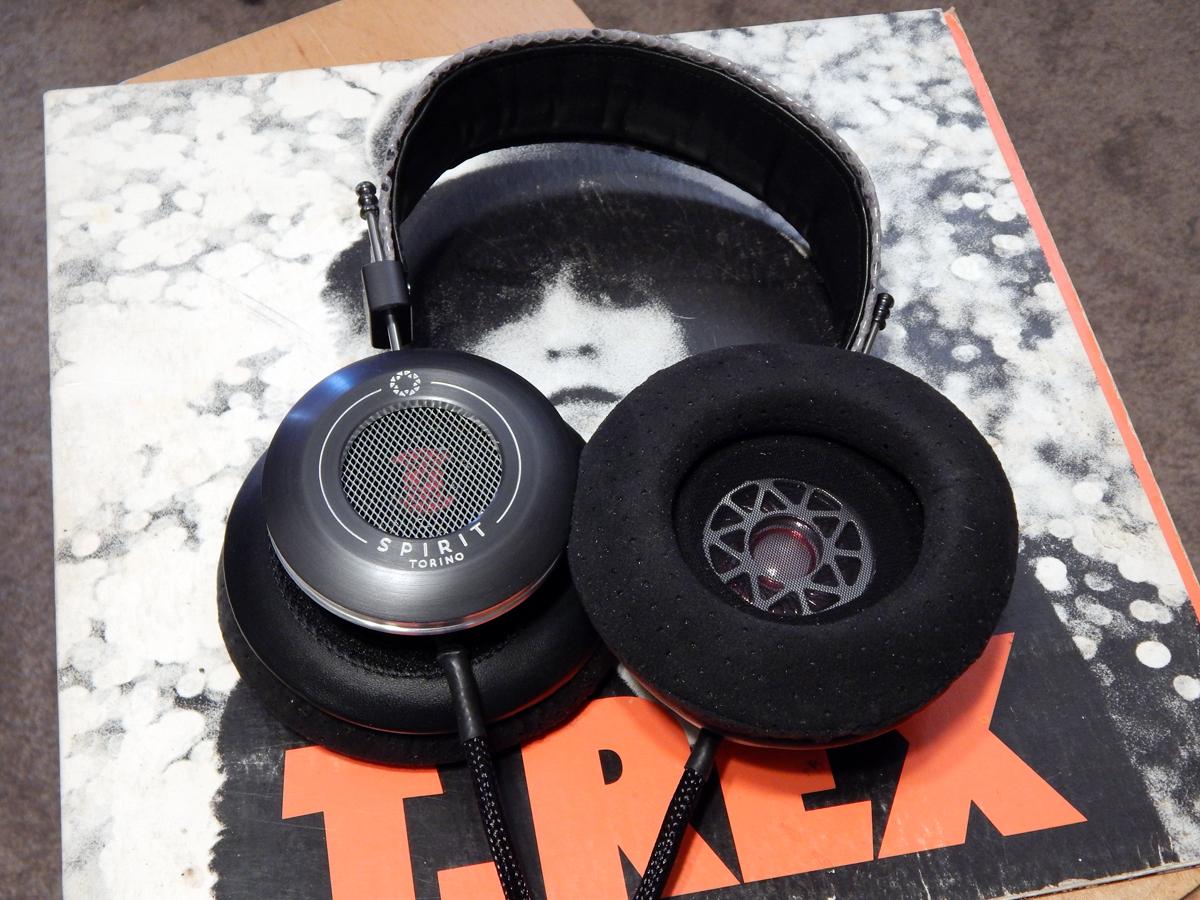 Spirit Torino Twin Pulse Headphones with Dekoni earpads